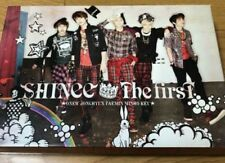 SHINee The First Special Box JAPAN 1st Limited Edition CD+DVD+PB+Calender