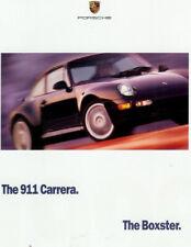 PORSCHE 911 BOXSTER Brochure/Poster FREE SHIPPING!