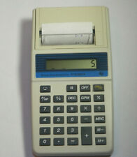 VINTAGE TEXAS INSTRUMENTS TI-5005 II PRINTING CALCULATOR BATTERY OPERATED