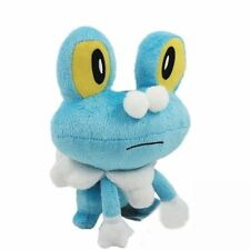 "7"" 18CM Pokemon Froakie Cute Soft Plush Toy Doll Kids Gift New"
