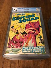 3rd Suicide Squad in Brave and the Bold #27 comic CGC 7.0
