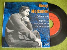 EP Henry MARKARIAN - Flandre 24-56 - Pathé EG 489 Mono BIEM