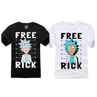 Rick and Morty T-Shirt, Opinion Means Nothing T-Shirt, Inspired Top (RMOMN)