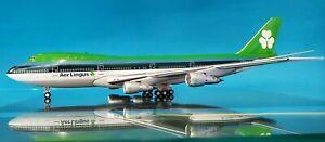 InFlight200 Boeing 747-100 Aer Lingus Ei-Bed (con Soporte) Ref:IF741EI0820