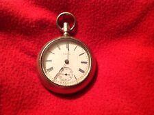 1906 Elgin key wind Antique pocket watch