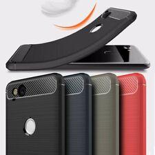 Google Pixel 2XL 2 Pixel 4 3A XL TPU Case Cover Luxury Slim Fit Carbon Fiber