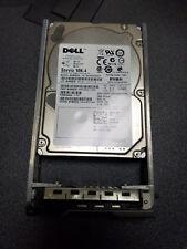 DELL POWEREDGE 600GB 10K 6GB SAS 2.5'' HARD DRIVE M805 M905 M915 T710 r710 r610
