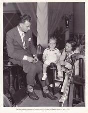 ARLINE JUDGE Director WESLEY RUGGLES Vintage CANDID Paramount Studio Set Photo