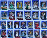 2019-20 NBA Hoops Blue Parallel Basketball Cards Complete Your Set U Pick 1-150
