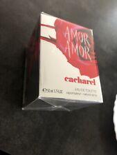 Parfum femme Amor amor de Cacharel, 50 ml Neuf Sous Blister