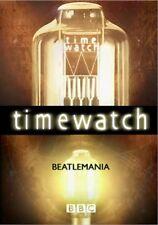 """BBC TIMEWATCH - BEATLEMANIA""  BEATLES DOCUMENTARY DVD"