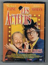 LES ACTEURS - MICHAEL CAINE & DYLAN MORAN - 2002 - DVD - NEUF NEW NEU