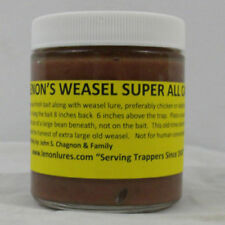 Lenon's Weasel Super All Call - Weasel Lure / Scent 4 oz. Bottle