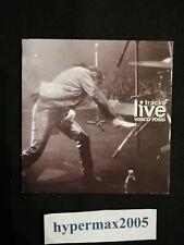 VASCO ROSSI - TRACKS LIVE - CD PROMO VODAFONE COLORE VERDE