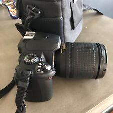 Nikon D40X Digital  with 18-135mm f/3.5-5.6G ED Zoom-Nikon Lens.Old Model
