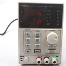 KORAD-Precision Variable Adjustable 30V 5A DC Power Supply KA3005D 220V Only