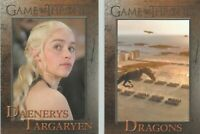 Game of Thrones Season 3 - Complete 98 Card Base Set