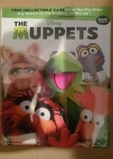 Muppets best buy steelbook brand new and sealed