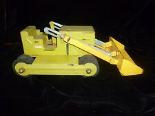 Vintage Structo Bucket Loader 1960's era working bucket