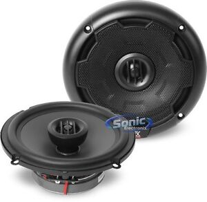 """MTX 120W 6.5"""" 2-Way Thunder Coaxial Car Stereo Speakers 
