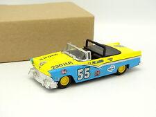Quartzo Nascar SB 1/43 - FORD FAIRLANE #55 NASCAR 1956 MEL LARSON