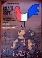 Palace Hotel -  Mlodozeniec - Polish poster