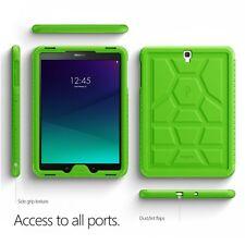Poetic Resistente Protección Silicona Funda para Tablet Samsung Galaxy S3 9.7