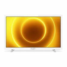 """PHILIPS CAMPER TV LED 24"""" FULL HD HDMI VGA USB 12V BIANCO 24PFS5535/12 GARANZIA"""