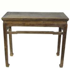 Antique Chinese Wine Console Table