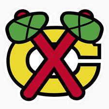 Chicago Blackhawks Logo NHL Diecut Vinyl Decal Sticker Buy 1 Get 2
