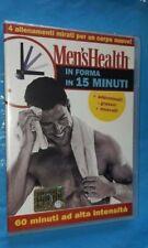 DVD MEN'S HEALTH IN FORMA IN 15 MINUTI