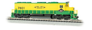 Bachmann 66456 N Scale READING #7601 - SD45 - DCC SOUND VALUE