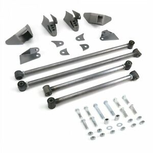 1980 - 1987 Chevrolet C10 Pickup Truck Rear Suspension Four 4 Link Kit GM GMC LS