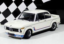 SPECIAL PRICE BMW 2002 Turbo E10 Baujahr 1973 weiss MINICHAMPS limited 1:18 Neu