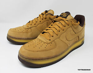 Nike Air Force 1 Low CO.JP Wheat Dark Mocha (US Size 12) Lightly Used DC7504-700