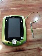 #R) Leap Frog LeapPad 2 White/Green Stylus Unit Only Tested