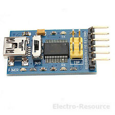FT232RL USB Download Cable/Serial Adapter (breakout board) . UK Stock.