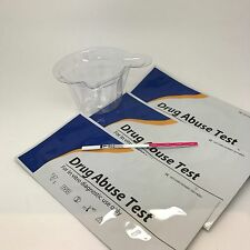 5 X opiáceos heroína eso huele Gear OPI test pruebas de orina tira con 5 X Tazas