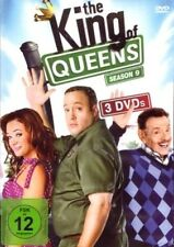 THE KING OF QUEENS, Season 9 (3 DVDs) NEU+OVP