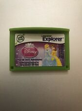Leapster Explorer Leap Frog Disney Pop-up Story Adventures works w/ Leappad