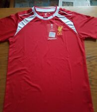 Liverpool FC Kinder Gr.122-158 Fußballtrikot Rot New Balance Training Top 2012