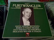 Furtwängler Berliner Und Wiener Philharmoniker 8LP BOX