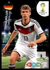 Panini Brazil 2014 Adrenalyn XL Thomas Müller Germany Base card