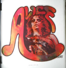ALICE COOPER T-SHIRT IRON-ON VINTAGE REAL PSYCHEDELIC 1970s RAREST HEAT TRANSFER