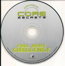 Gunnar Peterson's Core Secrets Full Body Challenge - Disc Only