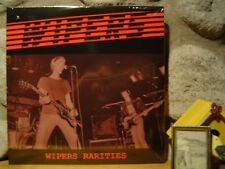 WIPERS Rarities 2xLP/1978++ US Punk/Rare Singles/Poison Idea/Melvins/Nirvana/KBD