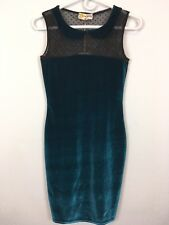 One And Only For Urban Outfitters Womens Body Con Bluish Dress Size S A1214