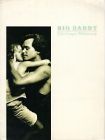 JOHN MELLENCAMP 1989 BIG DADDY PROMO PRESS KIT FOLDER WITH BOOKLET & 2 PHOTOS