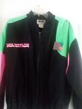 Autographed Nkotb Magic Summer Tour '90 jacket by Donnie Wahlberg with pictures!