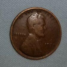 1924 Abraham Lincoln Wheat Penny 95% Copper & 5% Tin & Zinc Content (Ungraded)